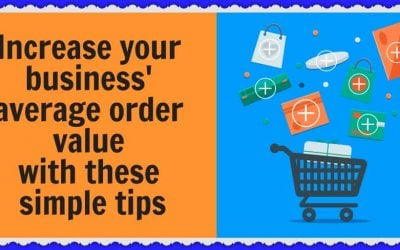 Increase your business' average order value with these simple tips
