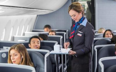 Flight Attendant Reveals What Never To Consume On Planes…