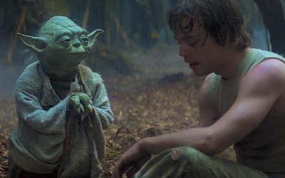 Yoda' Path to Breakthrough Success?