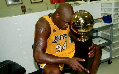 Shaq's Epic Fail (And Why It Doesn't Matter)