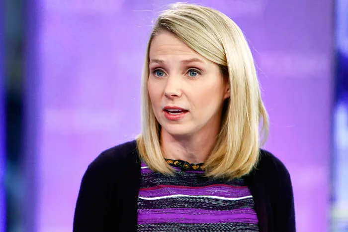 "Ex-Yahoo CEO's ""Secret Love"""